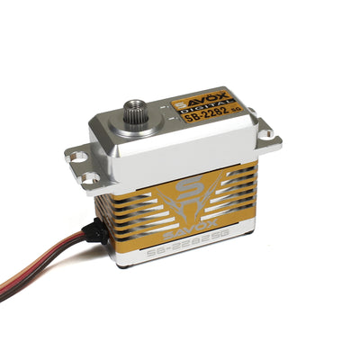 Savox 2282SG   High Voltage Brushless Digital Servo 0.075/319.4 @ 7.4V