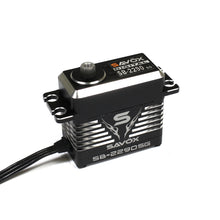 Load image into Gallery viewer, Savox SAVSB2290SG   Monster Torque Brushless Servo, Black Edition .13sec / 694.4oz @ 7.4v