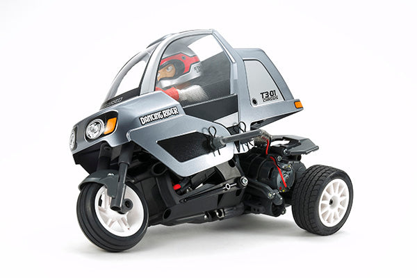 Tamiya 1/8 RC Dancing Rider Trike Kit