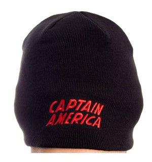 Bonnet Captain America Marvel - Captain America Logo bonnet marvel shoping