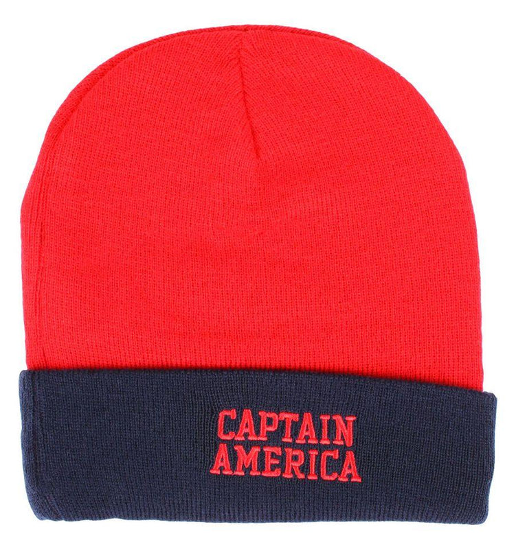 Bonnet Captain America Marvel - Captain Retro Shield bonnet marvel shoping