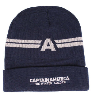 Bonnet Captain America Marvel - Suit Agent bonnet marvel shoping