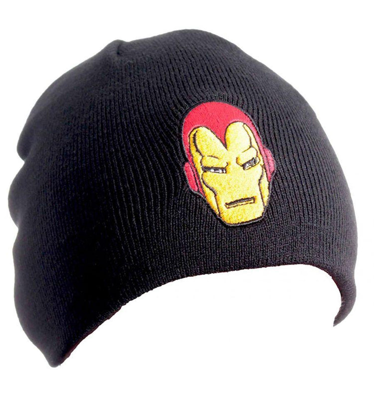 Bonnet Iron Man Marvel - Iron Man bonnet marvel shoping