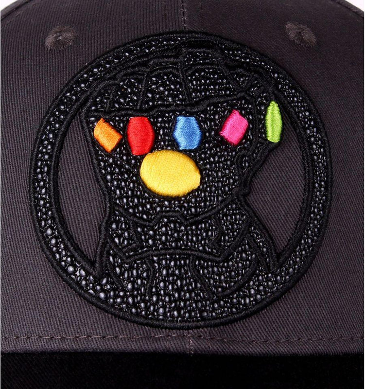 Casquette Avengers Infinity Wars Marvel - Infinity Glove casquette marvel shoping