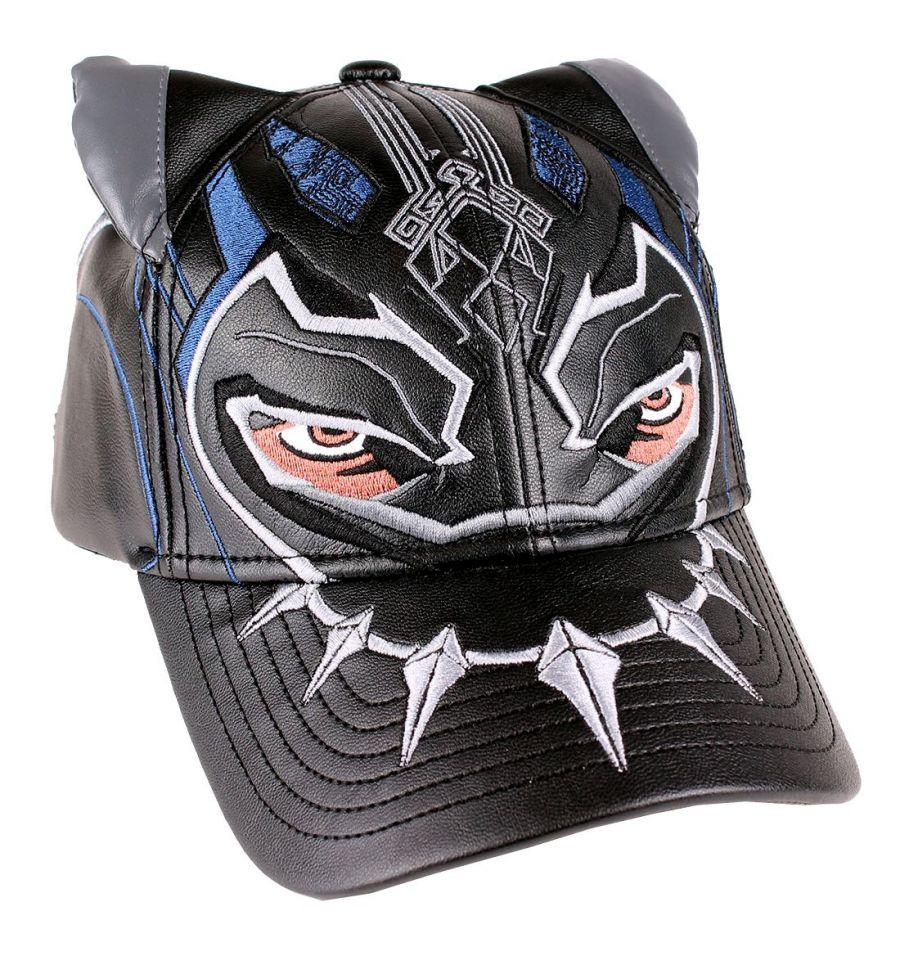 Casquette Black Panther Marvel - Eyes on you Deluxe casquette marvel shoping