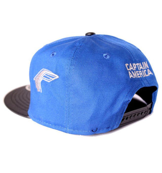Casquette Captain America Marvel - Star Grey casquette marvel shoping