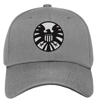Casquette Captain Marvel - Shield Vintage casquette marvel shoping