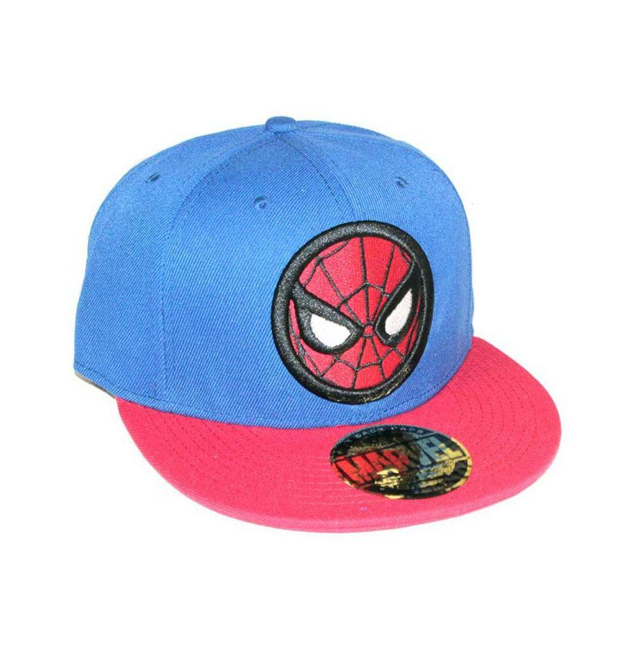 Casquette Spider-Man Marvel - Little Head Spidey casquette marvel shoping