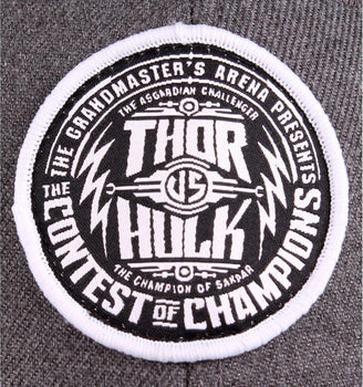 Casquette Thor Ragnarok Marvel - The Contest Of Champions casquette marvel shoping