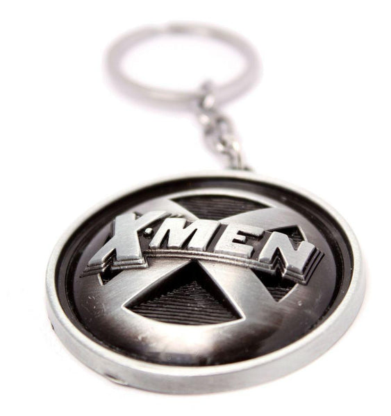 Porte Cles X-MEN MARVEL - Logo porte clés marvel shoping