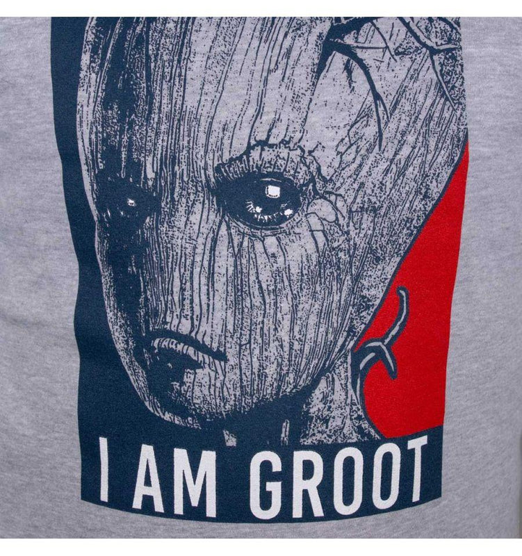 Sweat-shirt Les Gardiens de la Galaxie Vol. 2 - Groot Obey Style sweat-shirt marvel shoping