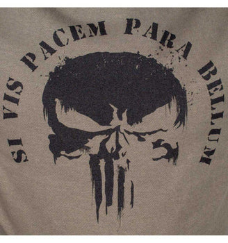 Sweat-shirt The Punisher Marvel - Si Vis Pacem Para Bellum jean-noel-sanchis