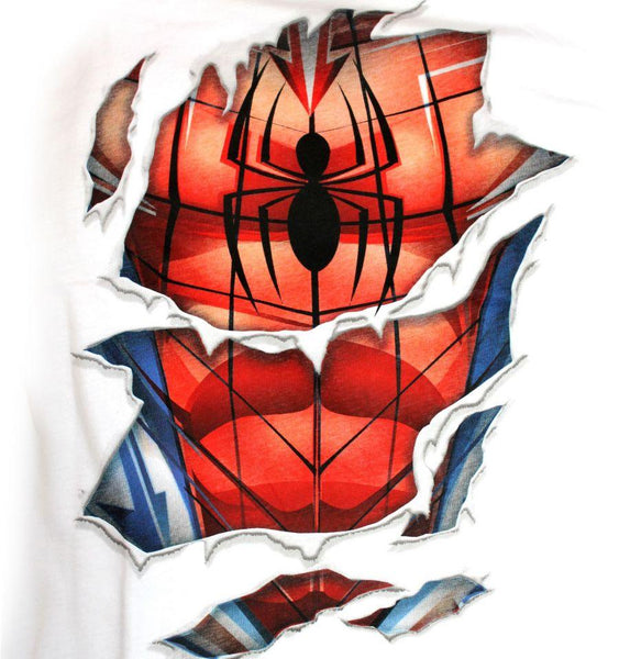 T-shirt Spider-Man Marvel - Spidey Suit tee-shirt marvel shoping