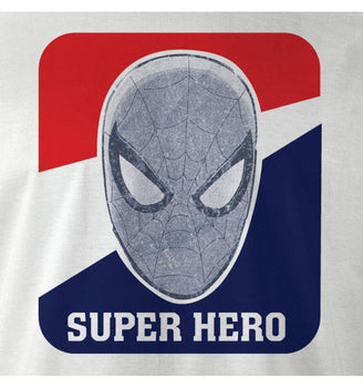 T-shirt Spider-Man Marvel - Super Hero tee-shirt marvel shoping