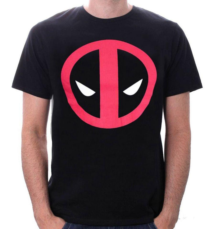 Tshirt Deadpool Marvel - Logo tee-shirt marvel shoping
