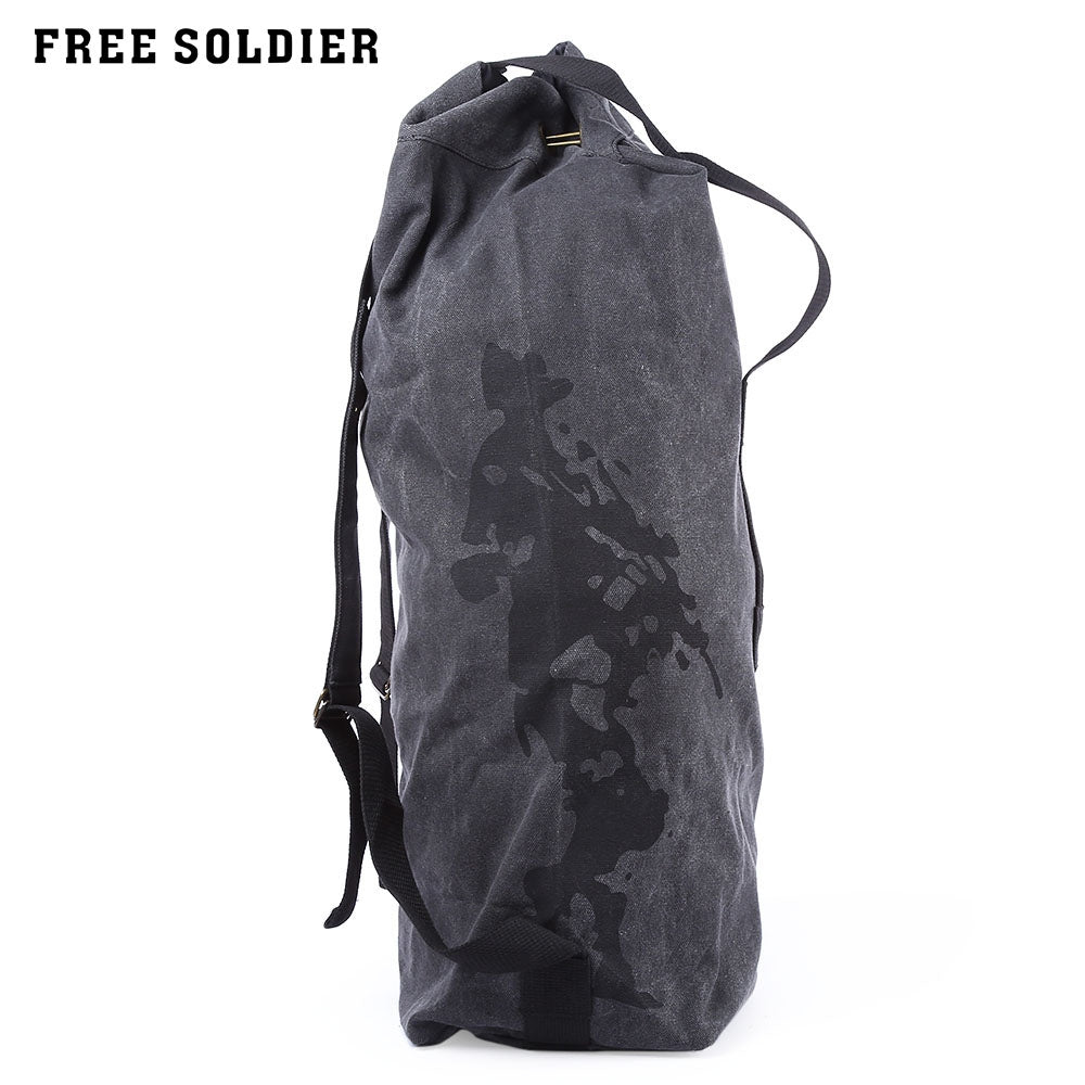 FREE SOLDIER 42L Tactical Climbing Backpack Barrel Bag – VandiHunt com