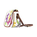 Fox Gloves Saddle Bag/Large (Model 1649)