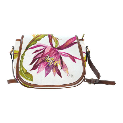 Cactus Fun Saddle Bag/Small (Model 1649)