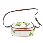 Delicate Wreath Saddle Bag/Small (Model 1649)