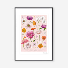 Load image into Gallery viewer, Botanical 'Floral Brights' - Art Print