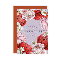 Load image into Gallery viewer, Champ de Fleur 'Happy Valentine's Day' Card