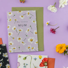 Load image into Gallery viewer, Champ de Fleur 'My Lovely Mum' Card