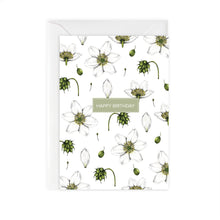 Load image into Gallery viewer, Wild Meadow 'Happy Birthday' Card
