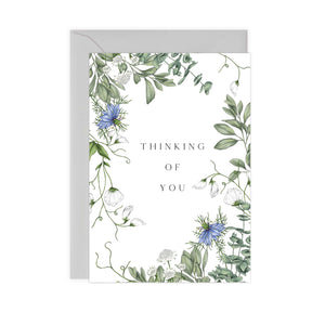 Ethereal 'Thinking of You' Card