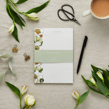 Load image into Gallery viewer, Notepad A5 - Spring Blossom
