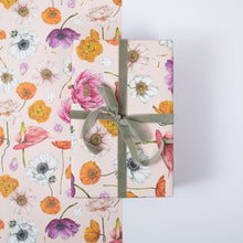 Load image into Gallery viewer, Floral Brights - Gift Wrap