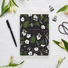 Load image into Gallery viewer, Hardback A5 Notebook - Wild Meadow