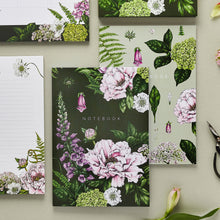 Load image into Gallery viewer, 'Summer Garden' Collection - A5 Set of 2 Notebooks