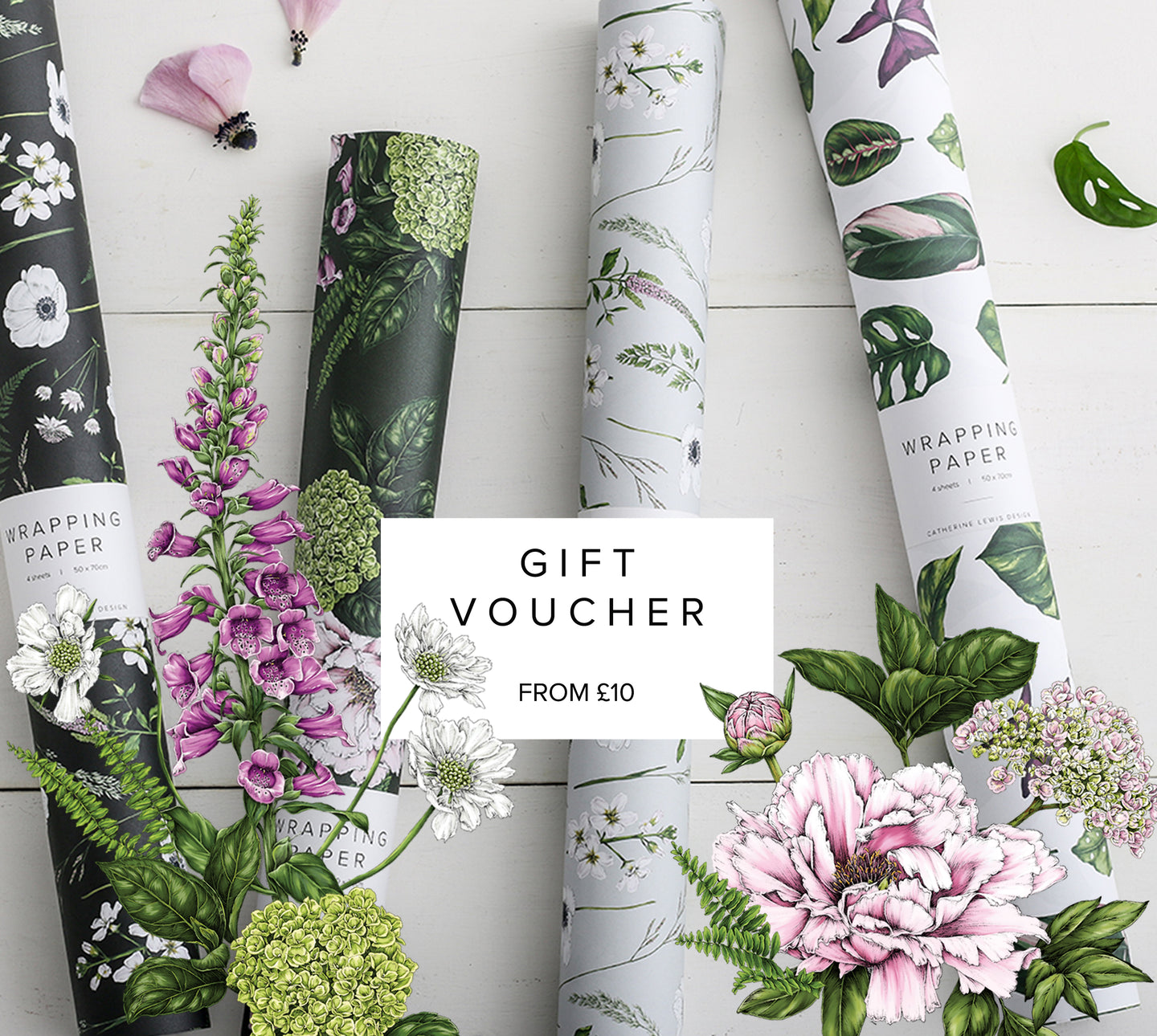 Catherine Lewis Design - Gift Voucher
