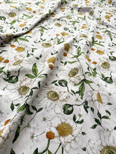 Load image into Gallery viewer, Spring Blossom - Ivory - Fabric by the metre