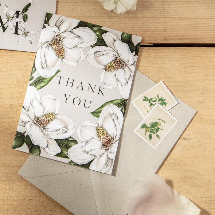 Spring Blossom 'Thank You' Card