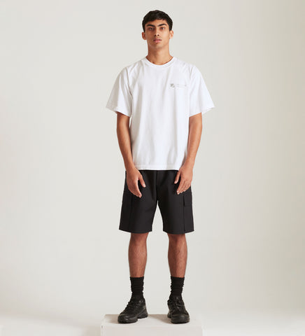 D.O.P T-SHIRT OPTIC WHITE