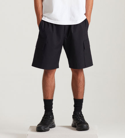 PATCH POCKET TECHNICAL SHORTS