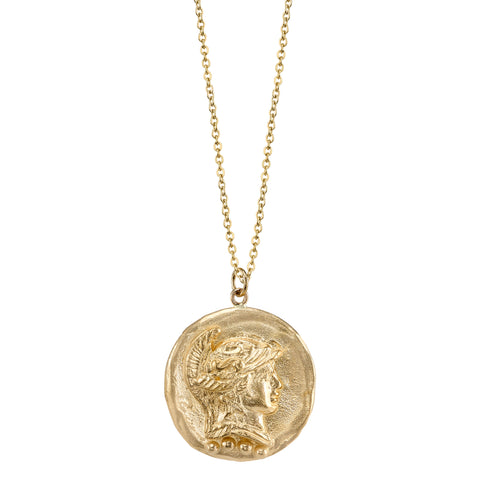 14k Gold Roman with Diamonds