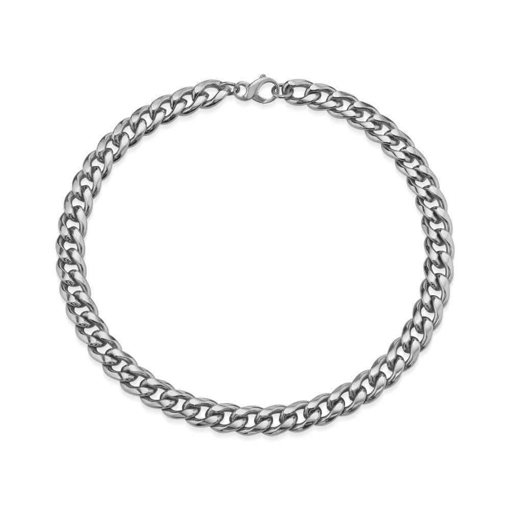 Tracee Nichols Chunk Chain Bracelet Sterling Silver