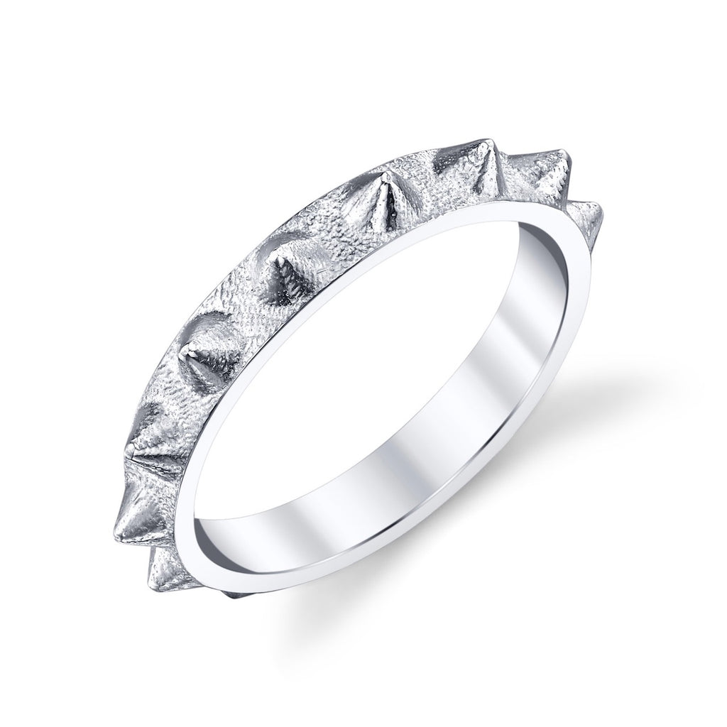 Tracee Nichols Valor Ring Sterling Silver