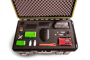 ReadyPod™ earthquake kit featuring communications gear, backup power sources, and much more