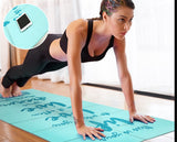 Tapis de yoga pliable 5 mm