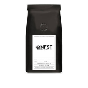 MNFST Tanzania Single-Origin Coffee