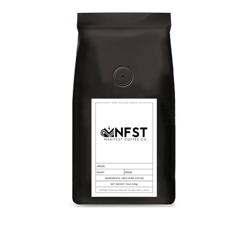MNFST Brazil Single-Origin Coffee
