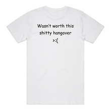 Load image into Gallery viewer, Hangover Tee (White)