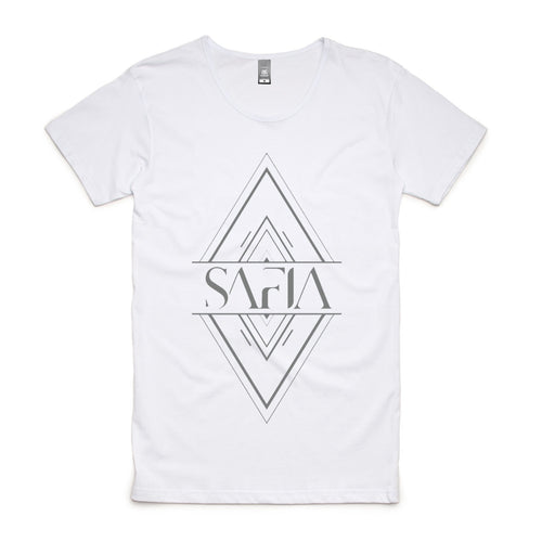 Diamond Tee (White)