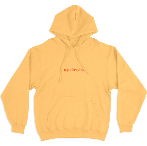 Apricots Hoodie