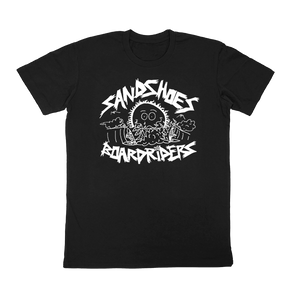 Sandshoes Boardriders Tee (Black)