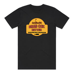 Drinking Season Tee (Black)