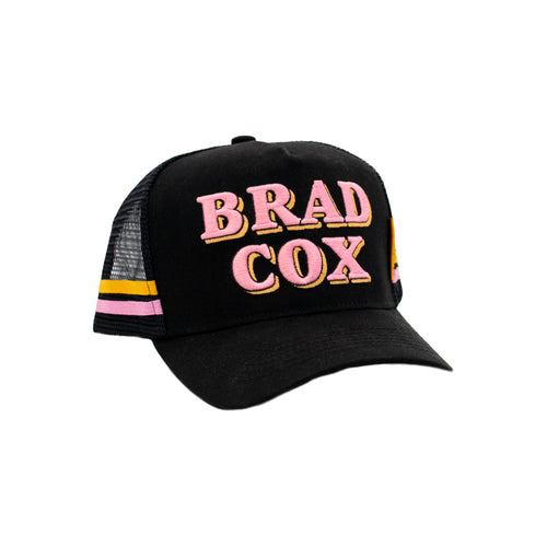 Logo Trucker Cap (Black)